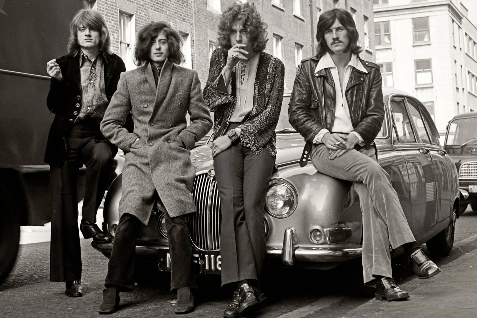 La banda Led Zeppelin también tiene sus mitos.