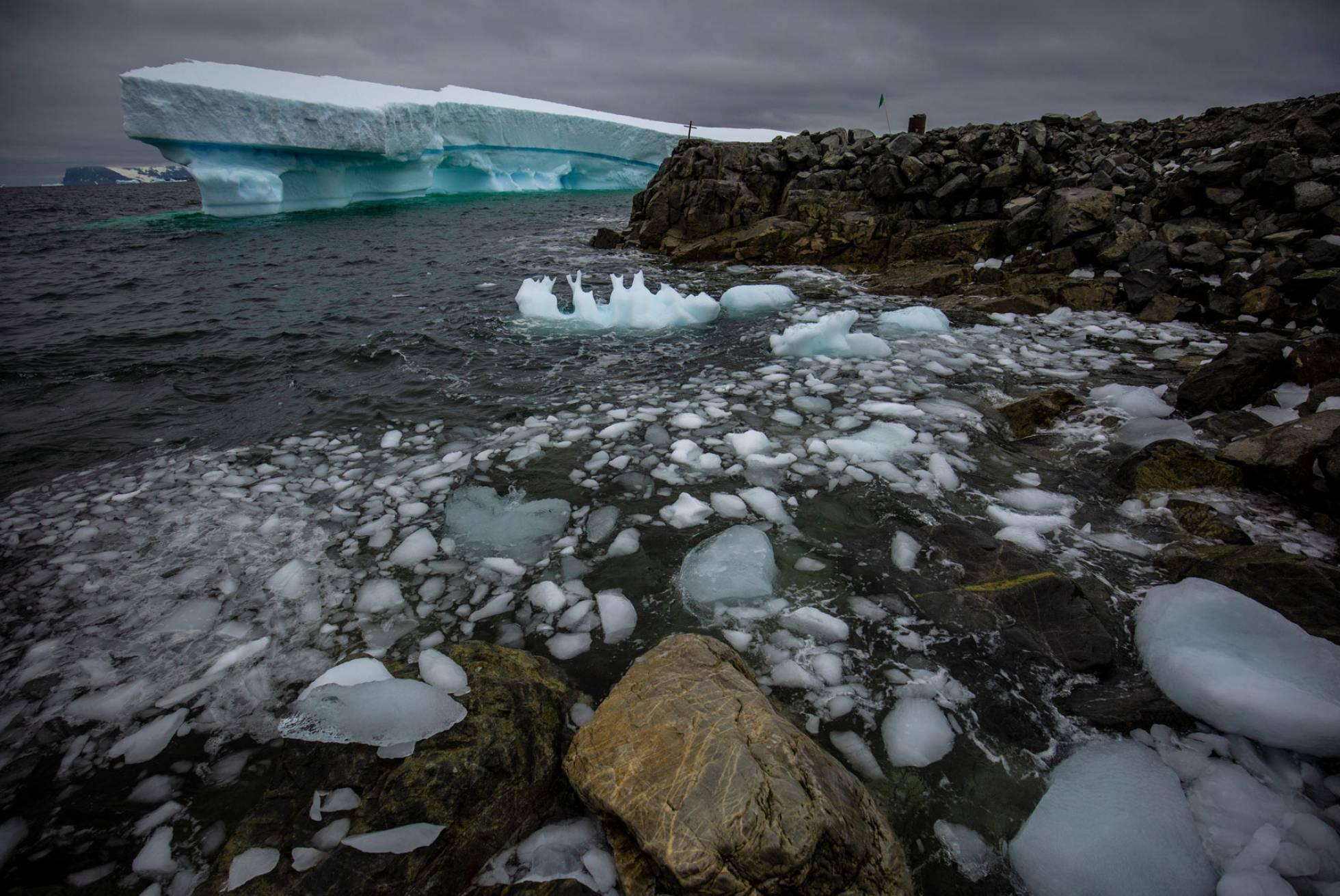 Solo la Antártida se estaba escapando del calentamiento global. Los últimos estudios sostienen, sin embargo, que está perdiendo hielo desde que comenzó este siglo.
