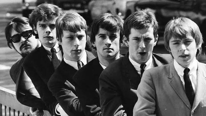 Eric Clapton, Jeff Beck y Jimmy Page formaron parte de The Yarbirds. Foto: Facebook The Yarbirds